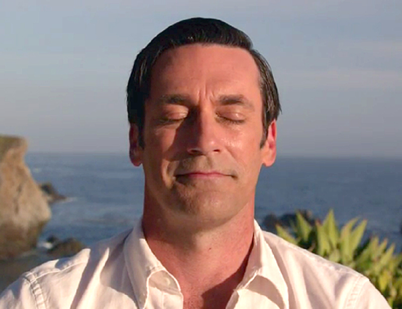 Mad Men Finale | Happiness is a Warm Sun