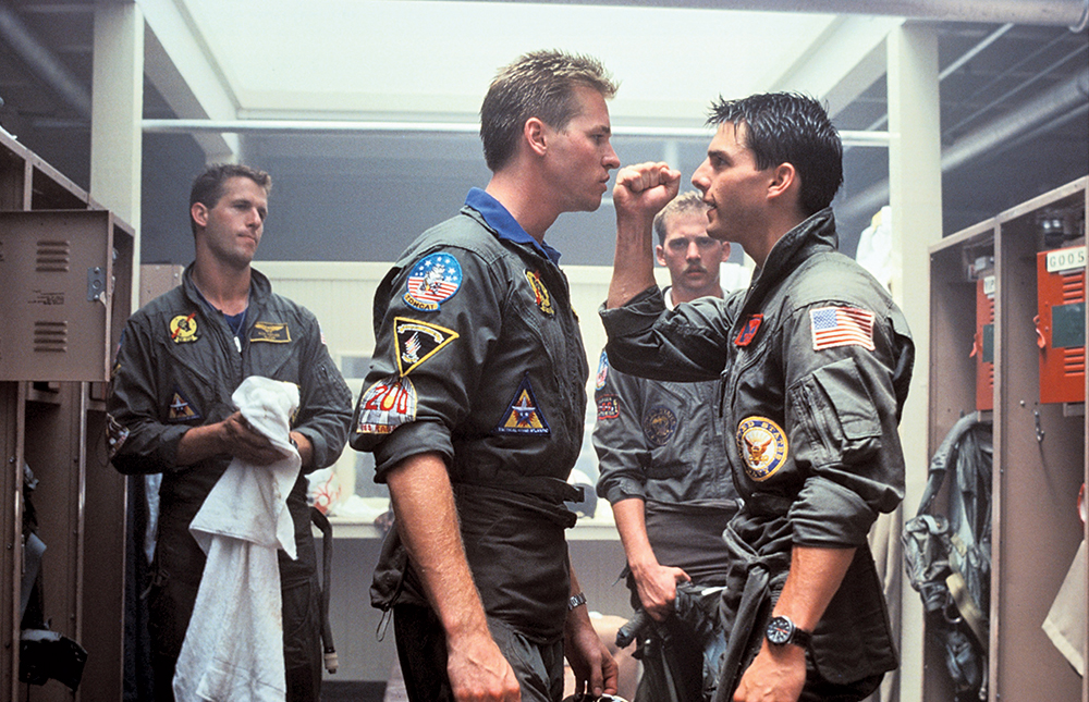 'Top Gun 2' to Feature Maverick, Drone Warfare