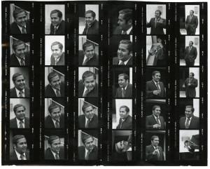 Portraits of Dr. Tomás Rivera, 1976.