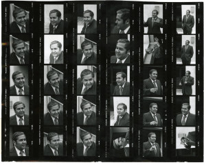 Portraits of Dr. Tomás Rivera, 1976.
